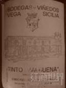 贝加西西里亚瓦布伦纳3号干红葡萄酒(Vega-Sicilia Tinto Valbuena 3, Ribera del Duero, Spain)