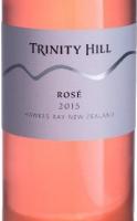 三圣山桃红葡萄酒(Trinity Hill Rose,Hawke's Bay,New Zealand)