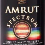 阿慕光谱单一麦芽威士忌(Amrut Spectrum Single Malt Whisky,Bangalore,India)