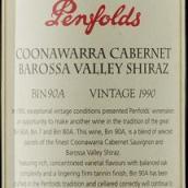 奔富Bin 90A赤霞珠-西拉干红葡萄酒(Penfolds Bin 90A Cabernet Sauvignon-Shiraz,South Australia,...)