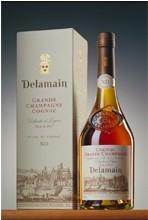 德拉曼清而淡干邑白兰地(Delamain Pale&Dry X.O,Cognac,France)