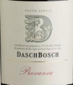 达什博科蹄兔赤霞珠-梅洛干红葡萄酒(Daschbosch Procavia Cabernet Sauvignon-Merlot,Breedekloof,...)