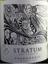 舍伍德地层系列霞多丽干白葡萄酒(Sherwood Estate Stratum Chardonnay,Waipara,New Zealand)