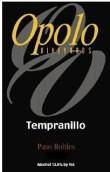 欧保罗丹魄干红葡萄酒(Opolo Vineyards Tempranillo,Paso Robles,USA)
