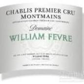 威廉·费尔曼特美园干白葡萄酒(Domaine William Fevre Montmains,Chablis,France)