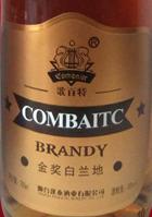 蓬泰歌百特金奖白兰地(Pengday Combaitc Gold Prize Brandy,Penglai,China)