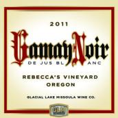 冰川湖佳美干红葡萄酒(Glacial Lake Missoula Wine Company Gamay Noir,Umpqua Valley,...)