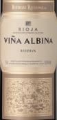 里奥哈酒庄阿尔比娜珍藏红葡萄酒(Bodegas Riojanas Vina Albina Reserva, Rioja DOCa, Spain)