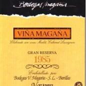 马加那特级珍藏干红葡萄酒(Bodegas Vina Magana Gran Reserva,Navarra,Spain)