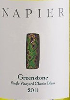 南品雅绿石干白葡萄酒(Napier Winery Greenstone,Wellington,South Africa)