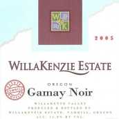 巍峨佳美干红葡萄酒(WillaKenzie Estate Gamay Noir,Willamette Valley,USA)