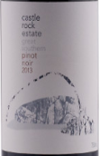 巨石城堡黑皮诺红葡萄酒(Castle Rock Estate Pinot Noir,Great Southern,Australia)