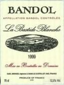 布兰奇邦多尔桃红葡萄酒(La Bastide Blanche Bandol Rose,Provence,France)