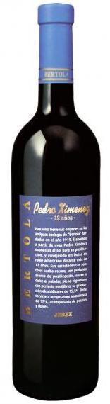 梅里朵贝尔托拉雪利酒(Diez Merito Bertola Pedro Ximenez,Jerez,Spain)