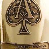 黑桃A黄金极干型香槟(Champagne Armand de Brignac Brut Gold,Champagne,France)