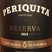 芳塞卡玛丽珍藏干红葡萄酒(Jose Maria da Fonseca Periquita Reserva, Vinho Regional Peninsula de Setubal, Portugal)