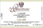 Ferdinando Principiano 'Coste' Langhe Nebbiolo,Piedmont,...