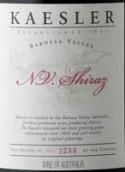 凯斯勒西拉起泡酒(Kaesler Sparkling Shiraz,Barossa Valley,Australia)