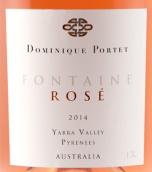 布特玛格南枫丹桃红葡萄酒(Dominique Portet Fontaine Rose Magnum,Australia)