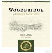 蒙大维木桥雷司令干白葡萄酒(Woodbridge by Robert Mondavi Riesling,California,USA)