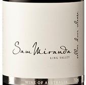 山姆米兰达巴贝拉西拉干红葡萄酒(Sam Miranda Barbera Shiraz,King Valley,Australia)