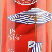 布琅兄弟1889干型桃红葡萄酒(Brown Brothers 18 Eighty Nine Dry Rose,Victoria,Australia)