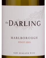 达令酒庄灰皮诺干白葡萄酒(The Darling Pinot Gris,Marlborough,New Zealand)