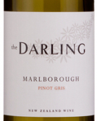 达令酒庄灰皮诺干白葡萄酒(The Darling Pinot Gris,Marlborough,New Zealand)