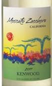 金舞莫斯卡托扎起亚甜白葡萄酒(Kenwood Vineyards Moscato Zacchera, California, USA)