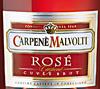 卡玛酒庄桃红起泡酒(Carpene Malvolti Rose Brut, Veneto, Italy)