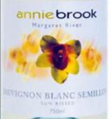 阿尼布鲁克艳阳赛美蓉长相思混酿白葡萄酒(Anniebrook Wines Sunkissed Semillon Sauvignon Blanc,Margaret...)