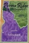 帕尔马山脊维欧尼干白葡萄酒(Parma Ridge Vineyards Viognier,Idaho,USA)