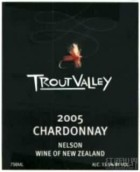 Trout Valley Chardonnay,Nelson,New Zealand