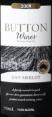 巴顿酒庄梅洛干红葡萄酒(Button Wines Merlot, Swan Hill, Australia)