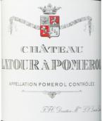 拉图波美侯酒庄红葡萄酒(Chateau Latour a Pomerol, Pomerol, France)