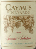 佳慕特选赤霞珠干红葡萄酒(Caymus Vineyards Special Selection Cabernet Sauvignon,Napa ...)