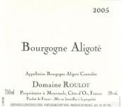 芙萝酒庄阿里高特白葡萄酒(Domaine Roulot Bourgogne Aligote, Burgundy, France)