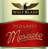 禾富红牌莫斯卡托起泡酒(Wolf Blass Red Label Moscato,South Eastern Australia,...)