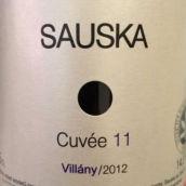 索斯卡酒庄11号混酿干红葡萄酒(Sauska Cuvee 11,Villany,Hungary)