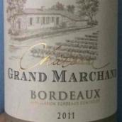 大玛庄酒庄干红葡萄酒(Chateau Grand Marchand,Bordeaux,France)