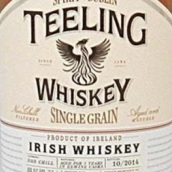 帝霖单一谷物爱尔兰威士忌(Teeling Whiskey Single Grain Irish Whiskey,Ireland)