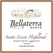 贝拉特拉圣卢西亚园霞多丽干白葡萄酒(Bellaterra Ranch Santa Lucia Highlands Chardonnay,Monterey ...)