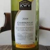 KWV经典收藏霞多丽干白葡萄酒(KWV Classic Collection Chardonnay,Western Cape,South Africa)
