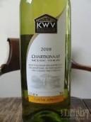KWV经典收藏霞多丽干白葡萄酒(KWV Classic Collection Chardonnay, Western Cape, South Africa)