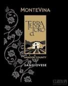 蒙特维纳泰拉奥罗桑娇维塞干红葡萄酒(Montevina Terra d'Oro Sangiovese,Amador County,USA)