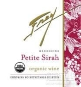 弗雷有机小西拉干红葡萄酒(Frey Vineyards Organic Petite Sirah,Redwood Valley,USA)