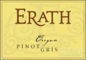 艾拉斯灰皮诺干白葡萄酒(Erath Pinot Gris, Oregon, USA)