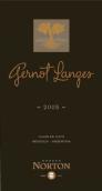 诺顿杰诺朗格干红葡萄酒(Bodega Norton Gernot Langes,Lujan de Cuyo,Argentina)