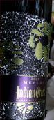 印第安溪梅洛干红葡萄酒(Indian Creek Winery Merlot, Snake River, USA)