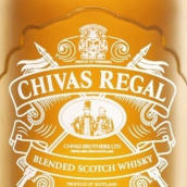 芝华士兄弟混酿系列12年调和威士忌(Chivas Regal The Chivas Brothers' Blend Aged 12 Years ...)
